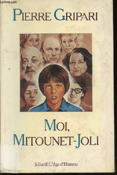 MOI, MITOUNE-JOLI - ROMAN MARTIEN.