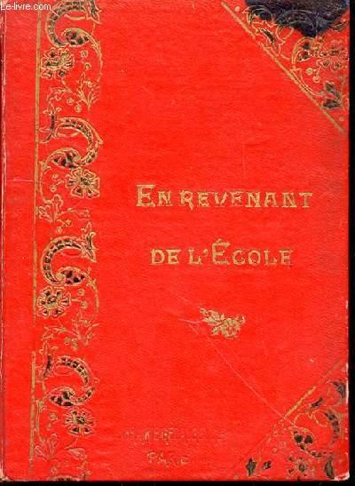EN REVENANT DE L'ECOLE.