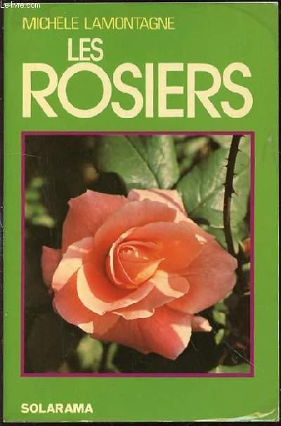 LES ROSIERS - ILLUSTRATIONS DE JOEL BORDIER.