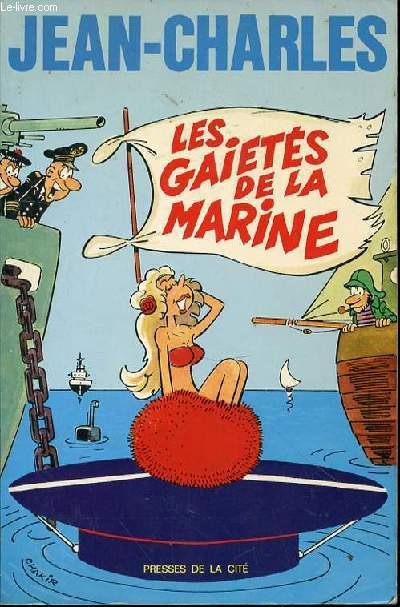LES GAIETES DE LA MARINE.