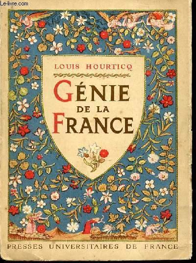 GENIE DE LA FRANCE - ILLUSTRATIONS DE L'AUTEUR.