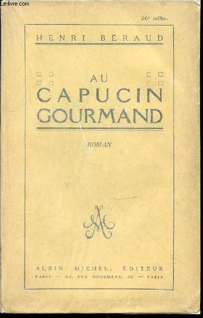 AU CAPUCIN GOURMAND - ROMAN.