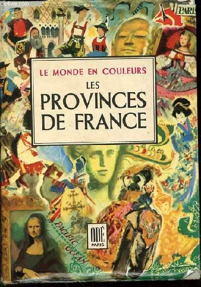 LES PROVINCES DE FRANCE - COLLECTION