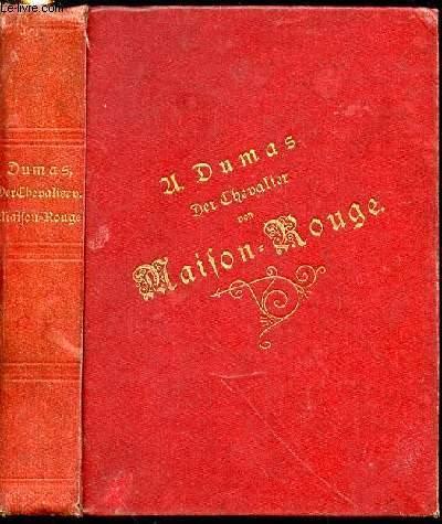 DER CHEVALIER VON MAISON-ROUGE (EPISODE VON 1793).