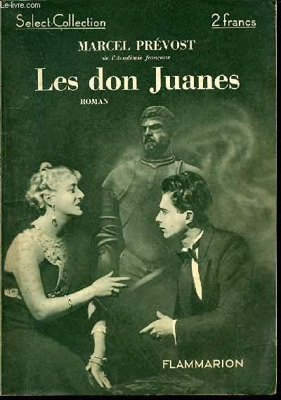LES DON JUANES - ROMAN / SELECT-COLLECTION.