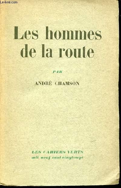 LES HOMMES DE LA ROUTE - COLLECTION