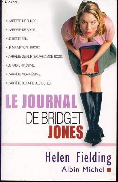 LE JOURNAL DE BRIDGET JONES.