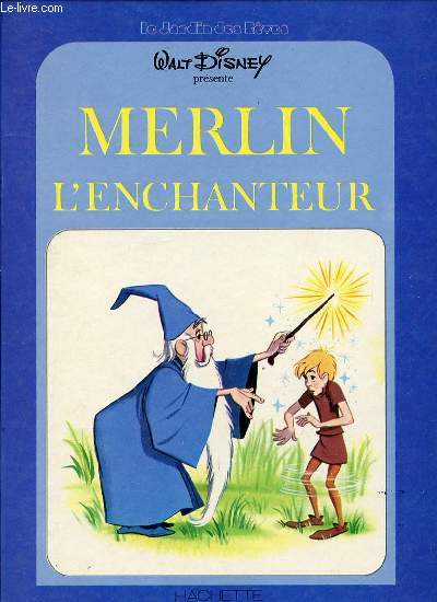 MERLIN L'ENCHANTEUR - COLLECTION