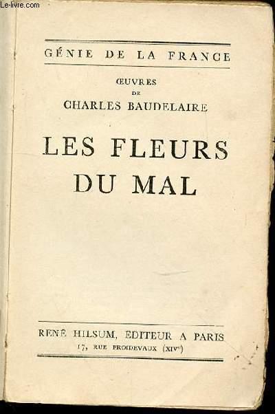 LES FLEURS DU MAL - COLLECTION