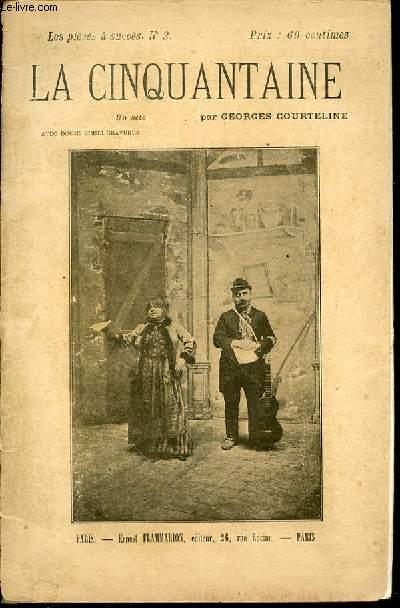 LA CINQUANTAINE : UN ACTE - COLLECTION
