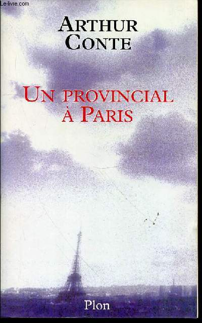 UN PROVINCIAL A PARIS.