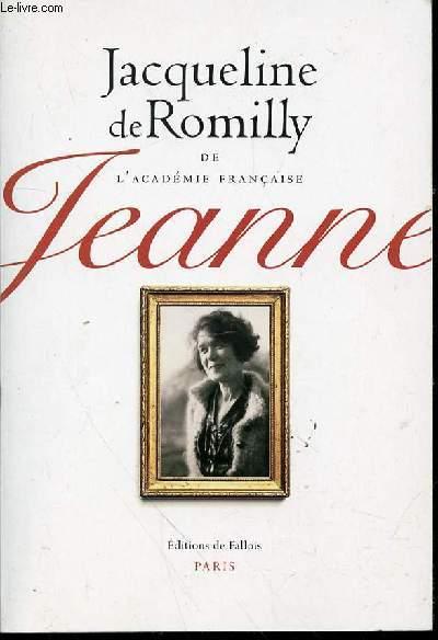 JEANNE.