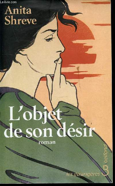 L'OBJET DE SON DESIR - ROMAN / COLLECTION