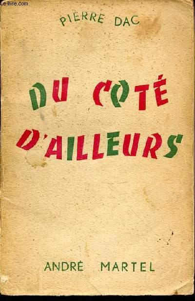 DU COTE D'AILLEURS.