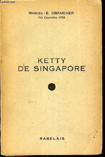 KETTY DE SINGAPORE - ROMAN GAI.