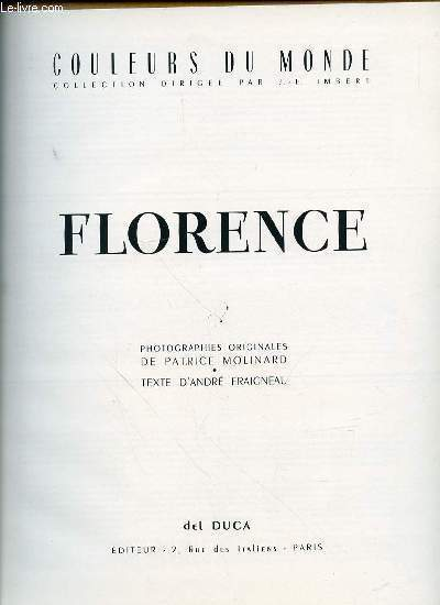 FLORENCE - COLLECTION