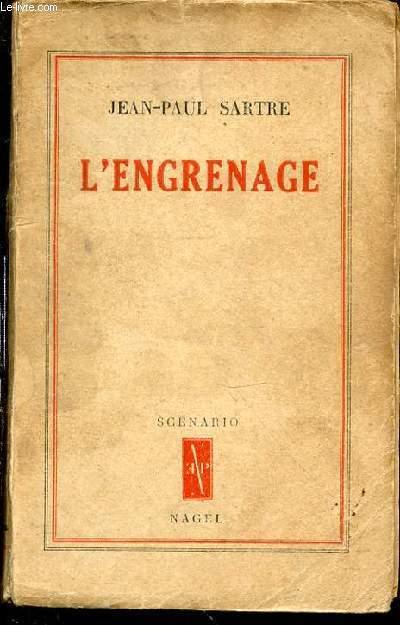 L'ENGRENAGE - SCENARIO.