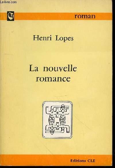LA NOUVELLE ROMANCE - ROMAN.