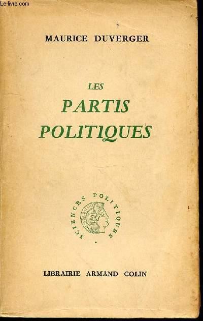 LES PARTIS POLITIQUES - COLLECTION