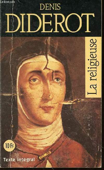 LE RELIGIEUSE - PRESENTATION DE ROLAND MORTIER.