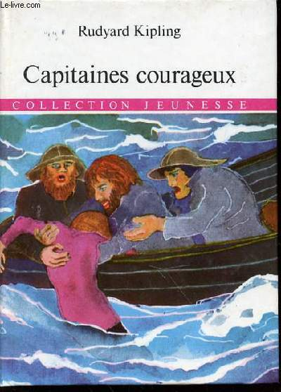 CAPITAINES COURAGEUX - COLLECTION