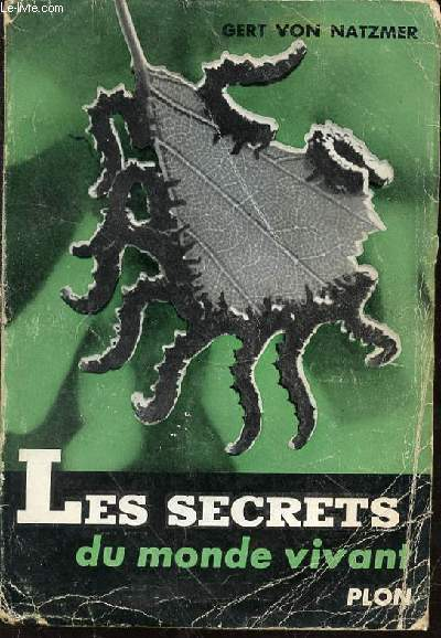 LES SECRETS DU MONDE VIVANT - COLLECTION