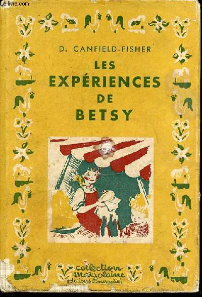LES EXPERIENCES DE BETSY - COLLECTION