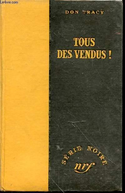 TOUS DES VENDUS ! (CRISS CROSS) - COLLECTION