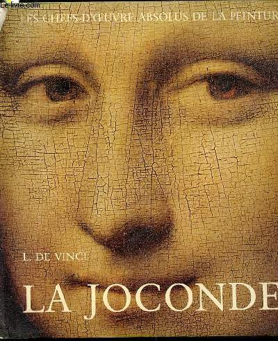 LA JOCONDE DE LEONARD DE VINCI - COLLECTION