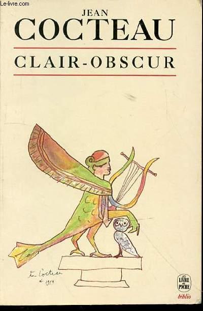 CLAIR-OBSCUR - LE LIVRE DE POCHE N°3216.