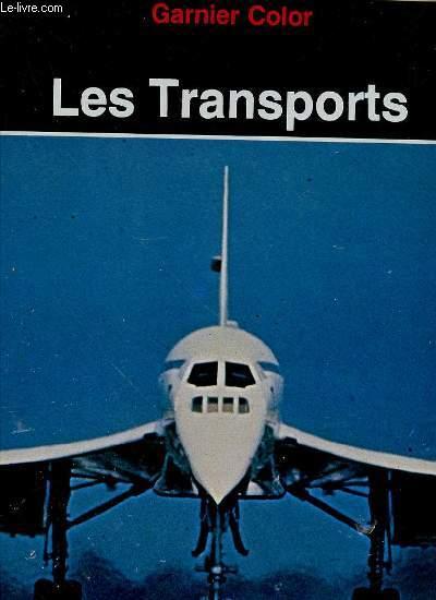 LES TRANSPORTS - GARNIER COLOR.