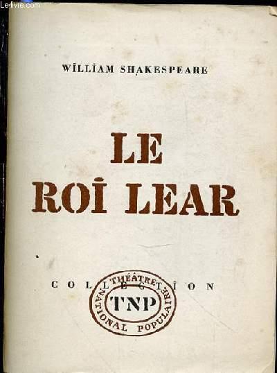 LE ROI LEAR - COLLECTION