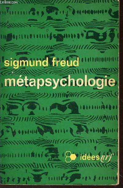 METAPSYCHOLOGIE - COLLECTION