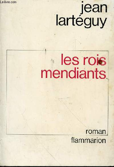 LES ROIS MENDIANTS