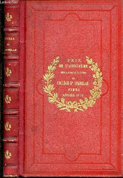 OEUVRES CHOISIES DE P. CORNEILLE