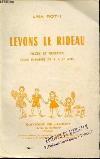 LEVONS LE RIDEAU