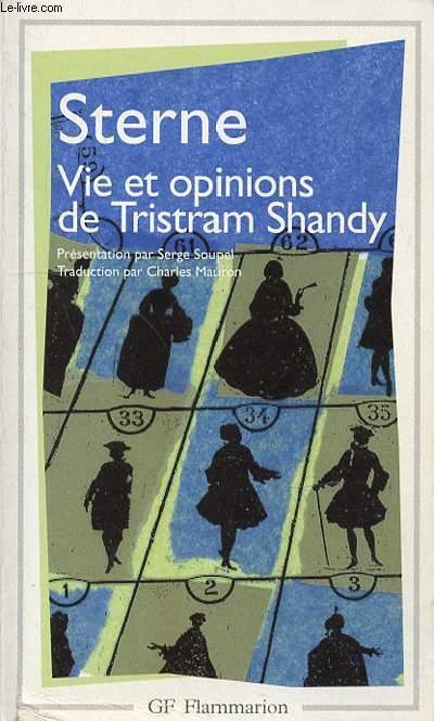 VIE ET OPINIONS DE TRISTAM SHANDY, GENTILHOMME