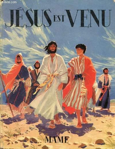 JESUS EST VENU