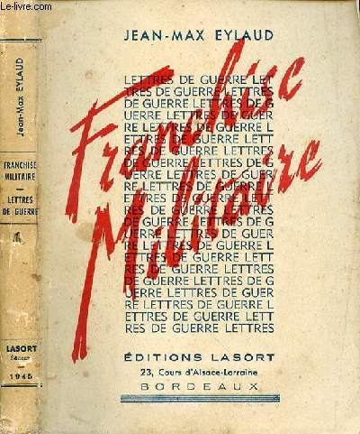 FRANCHISE MILITAIRE