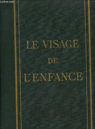 LE VISAGE DE L'ENFANCE N°1