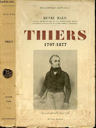 THIERS 1797-1877
