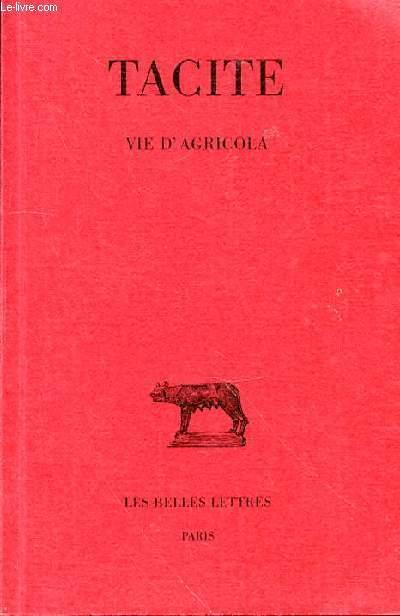 VIE D'AGRICOLA