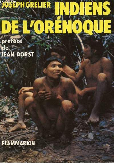 INDIENS DE L'ORENOQUE