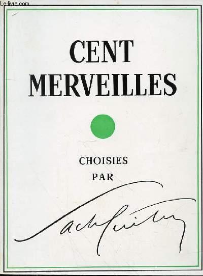 CENT MERVEILLES