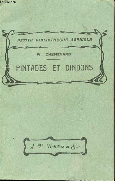 PINTADES ET DINDONS
