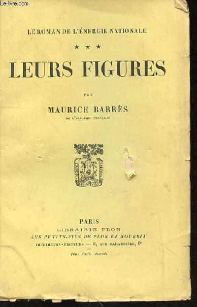 LEURS FIGURES - TOME 3