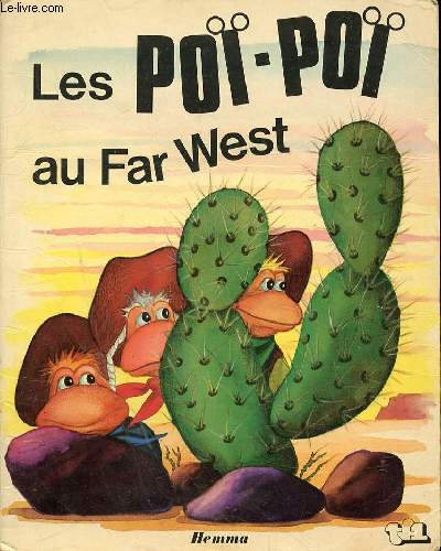LES POI-POI AU FAR WEST
