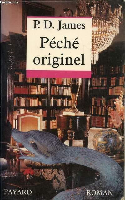 PECHE ORIGINEL