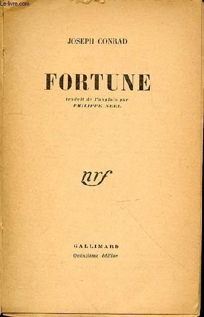 FORTUNE - 15EME EDITION