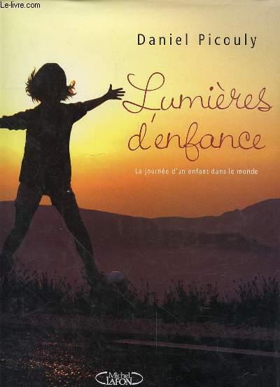 LUMIERES D'ENFANCE - LA JOURNEE D'UN ENFANT DANS LE MONDE